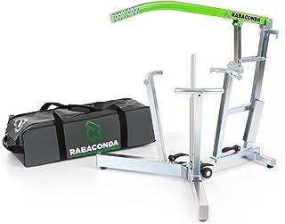 Rabaconda Motorcycle Tire Changer Machine - Fastest Tire Bead Breaker Among Motorcycle Tire Changing Tools