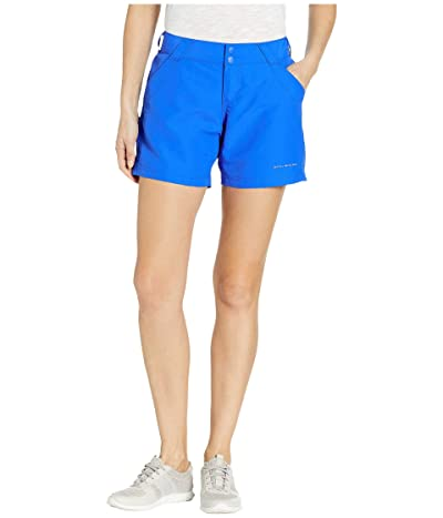Columbia Coral Pointtm II Short (Blue Macaw) Women