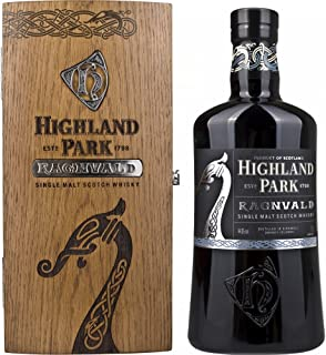 Highland Park Ragnvald Warriors Edition in Holzkiste Whisky 1 x 0.7 l