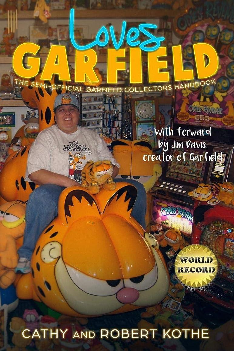 書くそこからウイルスLoves Garfield: The Semi-Official Garfield Collectors Handbook