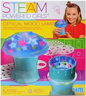 4M Steam Powered Girls Optical Mood Lamp Kit