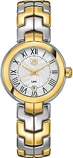 Link Silver Dial Two Tone Women's Watch WAT1452.BB0955