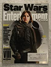 Felicity Jones - Jyn Erso - Star Wars: Rogue One - Inside the Making of the Most Daring Star Wars Movie yet - Entertainment Weekly - #1442 - December 2, 2016