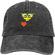FFashionshirt Unisex Hats I Love Spongebob Funny Casquette