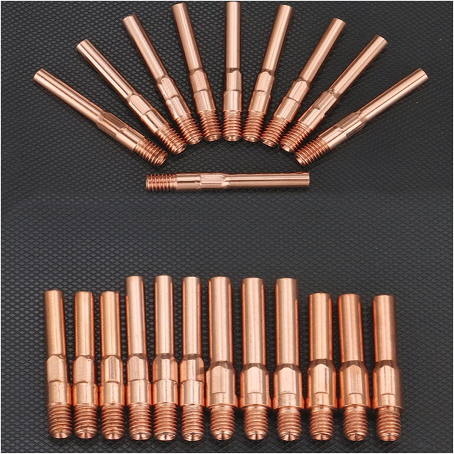 Welding nozzle 10 Pcs M6x8.8 Contact Nozzle Tips Popular products Multipu New products, world's highest quality popular!