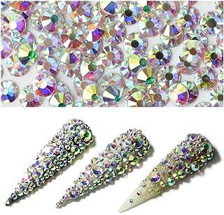 a424800d13 Amazon.co.uk: 4 Stars & Up - Rhinestones / Nail Art Accessories: Beauty