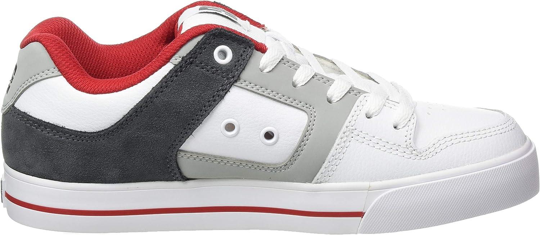 Lederschuhe f/ür M/änner 300660 DC Shoes Pure
