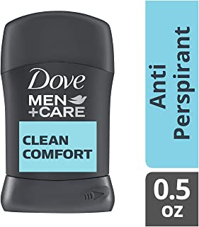 Dmc Deo Dove Men+care Antiperspirant Deodorant Stick, Clean Comfort, 0.5 Ounce
