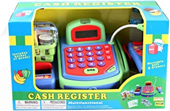 Just Like Home Cash Register - Green