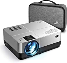 VANKYO Leisure 420 Mini Projector, 3800 Lux Portable Home Movie Cinema, 1080P Supported, 200'' Projection Size, Compatible w/ PS4, Xbox, HDMI for Gaming, Sports