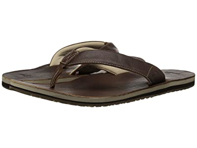 Sanuk John Doe 2 (Light Brown) Men