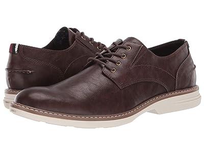 Ben Sherman Countryside Oxford (Brown PU Leather) Men