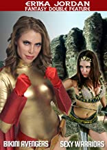 The Erika Jordan Collection - BIKINI AVENGERS and SEXY WARRIORS