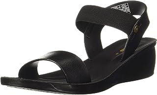 BATA Women's Aerial Sandal Wedge Fashion