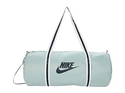 Nike Heritage Duffel Bag (Pistachio Frost/White/Seaweed) Duffel Bags