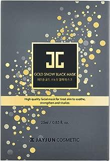 Best jayjun gold snow black mask Reviews