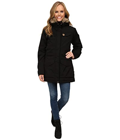 Fjallraven Nuuk Parka (Black 1) Women