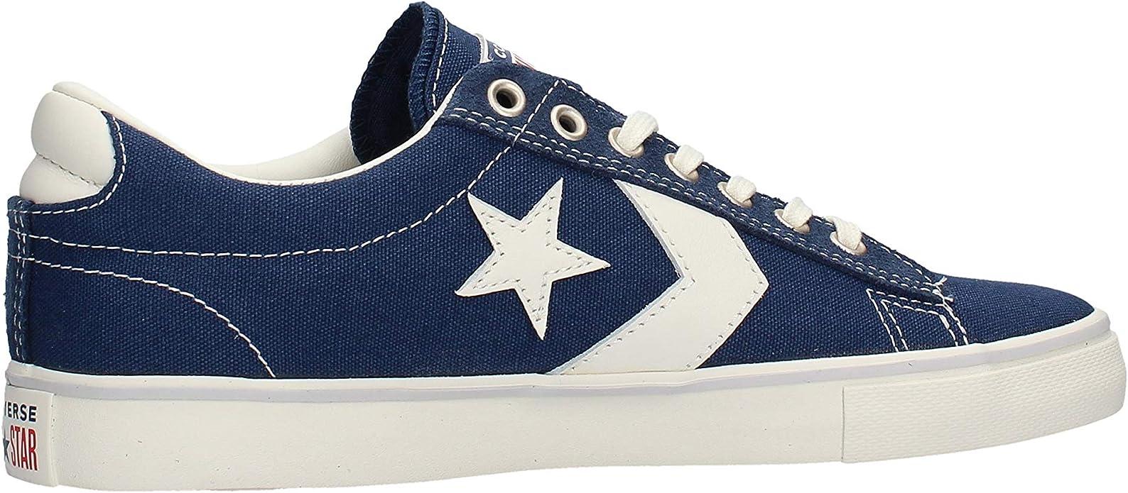 Converse - Sneaker da Uomo Blu in 164036C : Amazon.it: Moda