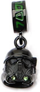 INOX Star Wars Rogue One Death Trooper Stainless Steel Charm
