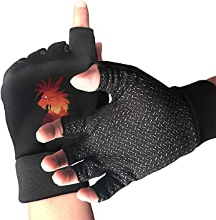 NUKMTAOER The Canyon's Guardian Gym Gloves Workout Gloves Rowing Gloves Exercise Gloves Cross Training for Men & Women
