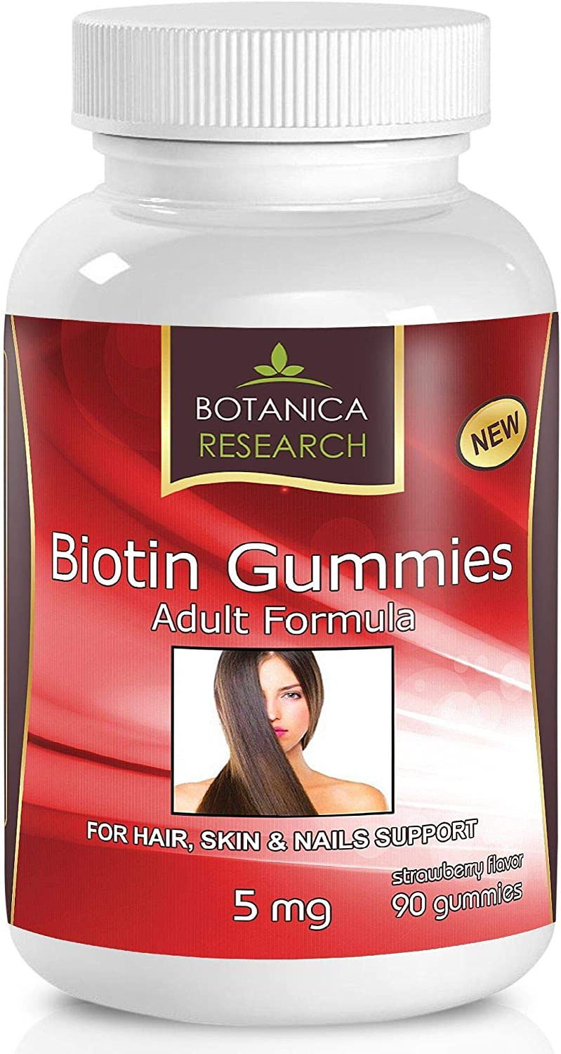 Biotin 5000 mcg Brand Cheap Sale Venue 5 mg Hair Vitamins Women Super special price Me for Growth and