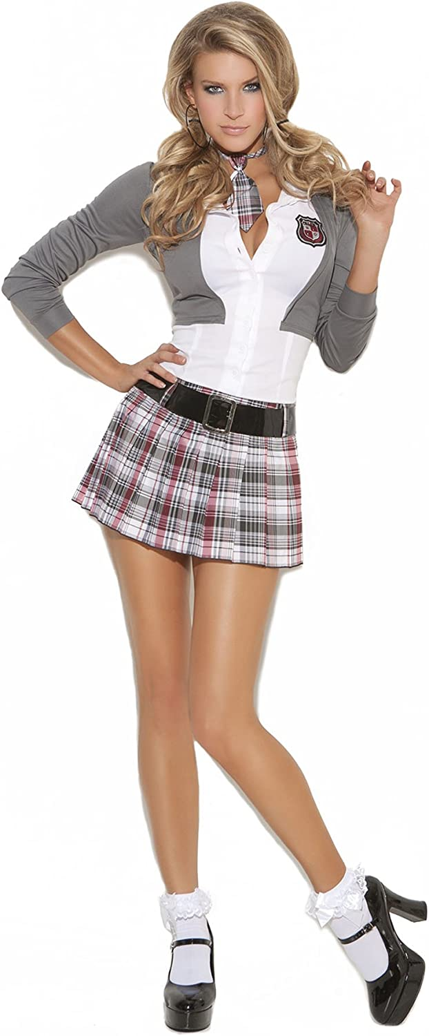 Queen of Detention Fancy dress costume Large