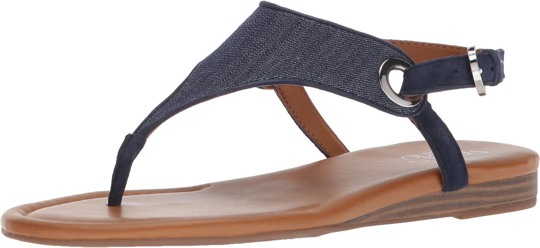 Franco Franco Franco Sarto kvinnor Grip2 Flat Sandal  val med lågt pris