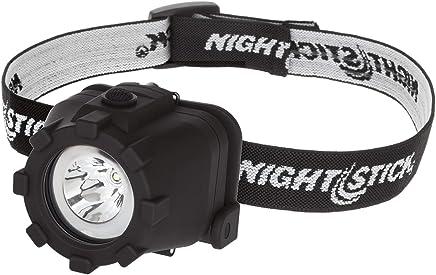 Nightstick NSP-4603B Multi-Function Headlamp, Black