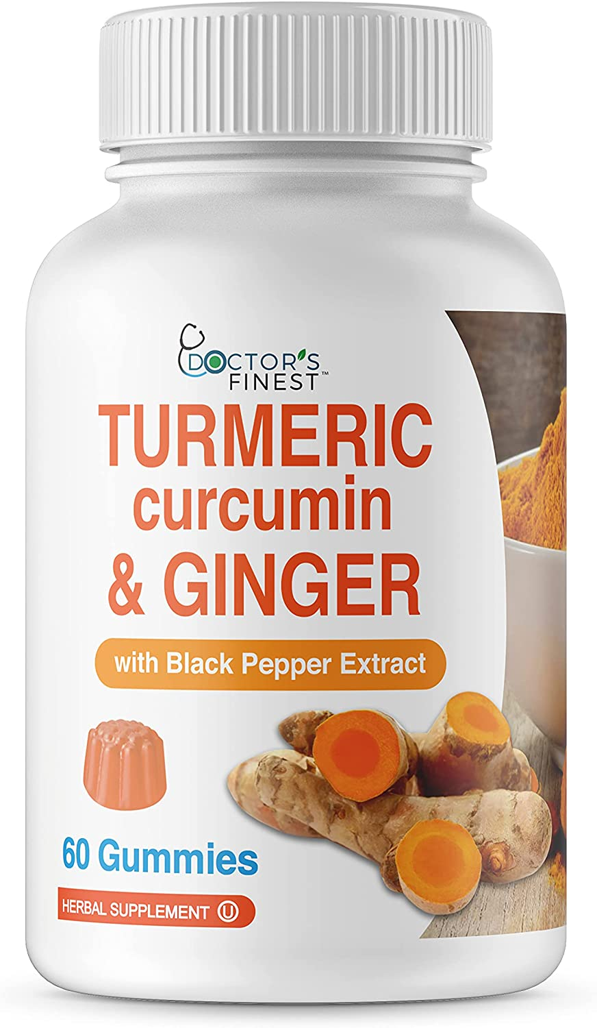 Doctors Finest Turmeric Curcumin with Pepper Ginger Manufacturer Chicago Mall direct delivery Black Extr