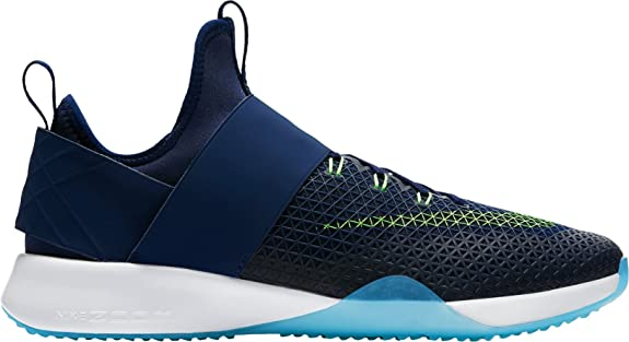 Amazon.com   Nike Air Zoom Strong Binary Blue/Ghost Green/Blue ...
