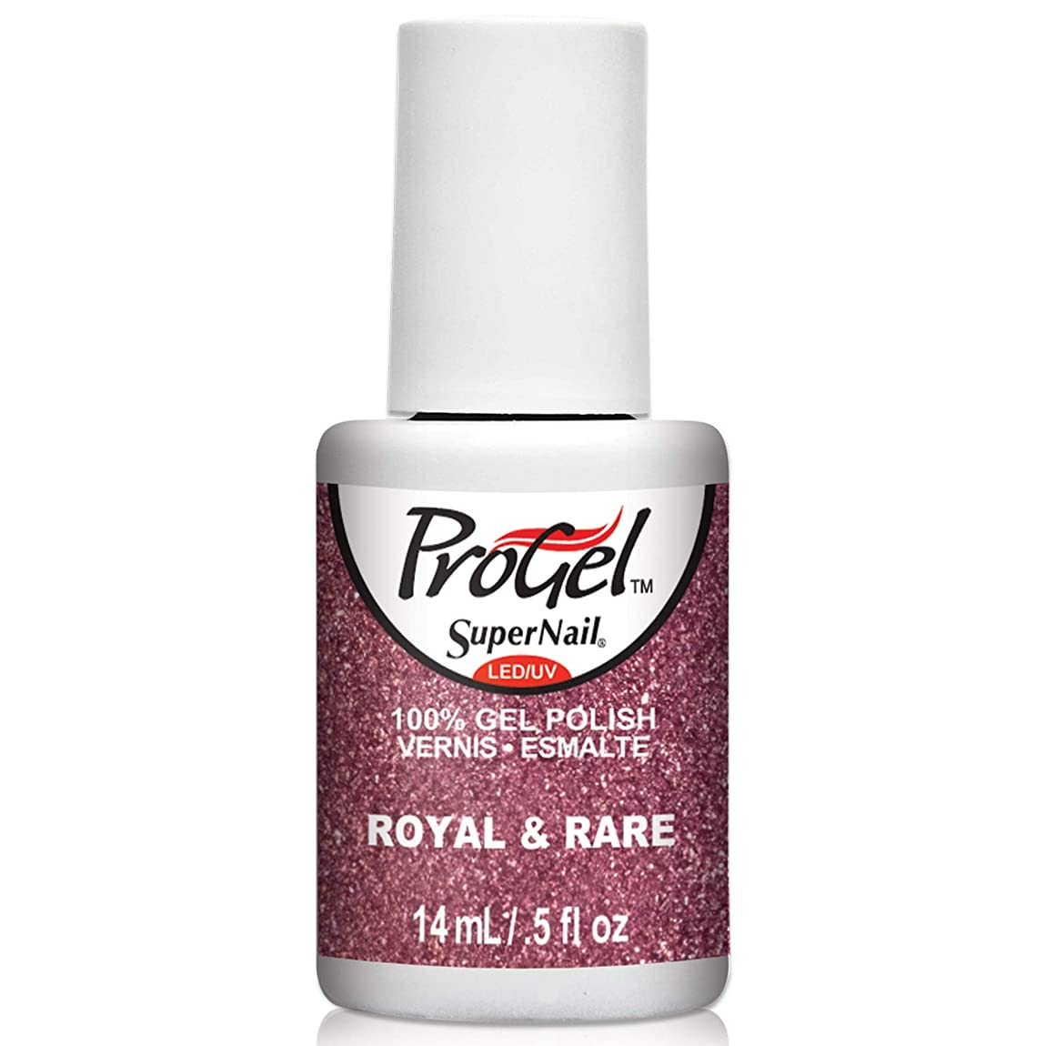 批判する確かめる首尾一貫したSuperNail ProGel Gel Polish - Royal & Rare - 0.5oz / 14ml