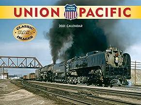 Union Pacific Calendar 2021 Wall
