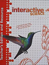 Interactive Science, Grade 4, Teacher's Edition and Resource, 9780328871469, 032887146x