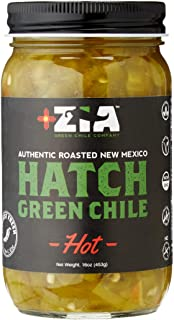 Original New Mexico Hatch Green Chile By Zia Green Chile Company – Delicious..
