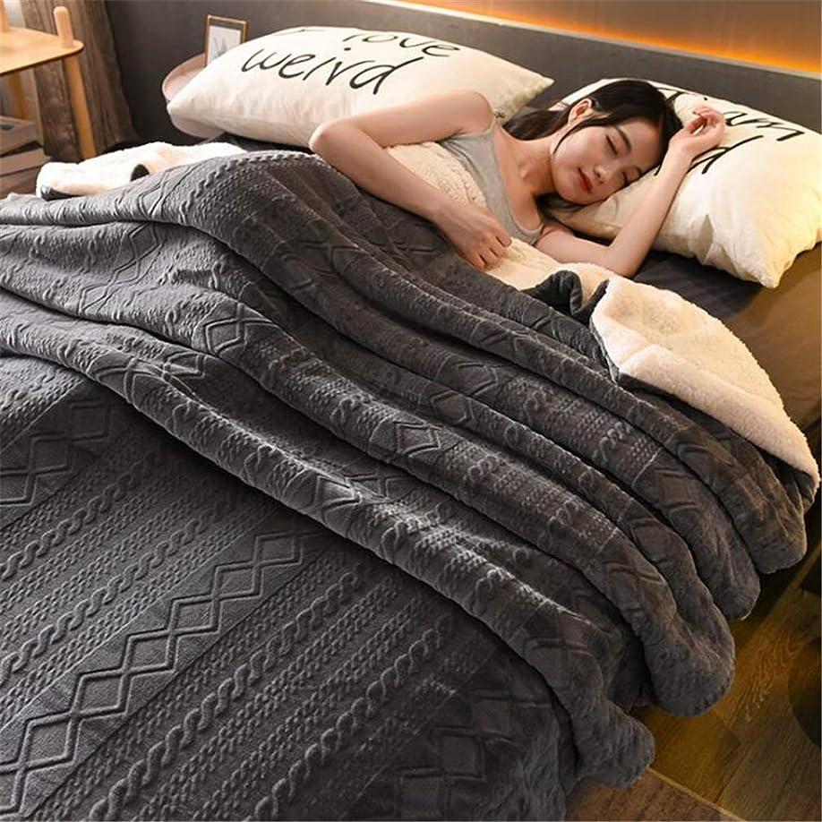 付添人ストラップ非難する毛布サイズ:200 * 230cmブランケットキングサイズ