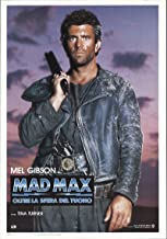 Mad Max Beyond ThunderDome 1985 Authentic 27.5