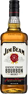 Jim Beam White Label Bourbon 1L