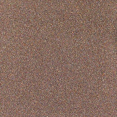 Dekosand / Farbsand (0,1 - 0,5 mm), 1 kg, erdbraun