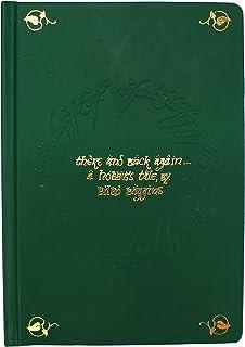 A5 anteckningsbok - Sagan om Ringen (En Hobbits Tale)
