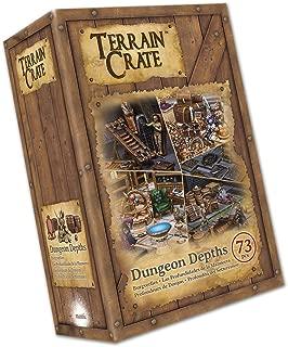 Dungeon Depths - Terrain Crate - MANTIC Games
