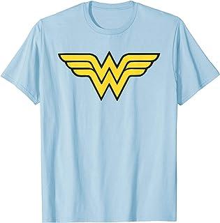 DC Comics Wonder Woman Logo T-Shirt
