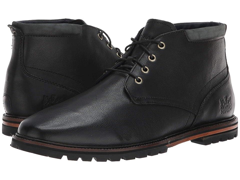 Cole Haan Ripley Grand Chukka Boot (Black) Men