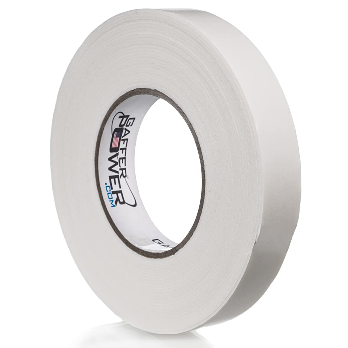 Premium Grade Double Sided Tape, Made in The USA, Secure Your Carpets, Rugs, Tape for Clothes, Fabric, Multi-Purpose (1 inch x 20 Yards)