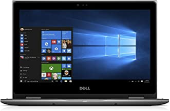 Dell Touchscreen 2-in-1 Inspiron 5000 Backlit Keyboard 13.3 inch Full HD Laptop PC, Intel Core i7-8550U Quad-Core, 8GB DDR...