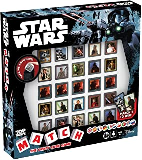 Top Trumps- Juego de Mesa de Star Wars, (Winning Moves 001533)