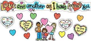 Carson Dellosa Christian Love One Another Bulletin Board Set (210020)