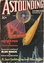 Astounding Stories 1935 Vol. 16 # 03 November: I am Not God (pt 2, conc) / Blue Magic (pt 1) / The Red Peri / Ships That Come Back / The Adaptive Ultimate / Fruit of the Moon-Weed / When the Cycle Met / The Lichen from Eros