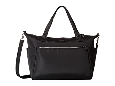 Pacsafe Stylesafe Anti-Theft Tote (Black) Tote Handbags