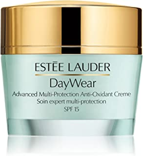 Estee Lauder DayWear Multi-Protection Anti-Oxidant 24H-Moisture Creme SPF 15 (Dry Skin) 1.7 Ounce