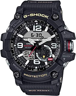 Casio G-Shock Men's Dial Silicone Band Watch - GG-1000-1ADR